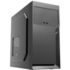 Компьютер RDW Office AMD A89600, DDR44ГБ, 256ГБ(SSD), AMD Radeon R7, noOS, черный