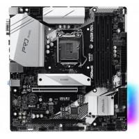Maтepинcкaя плaтa ASROCK B460M Pro4, LGA 1200, Intel B460, mATX, Ret