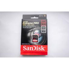Карта памяти SANDISK 256GB SDXC UHS-I U3 4K Extreme Pro (SDSDXXG-256G-GN4IN)
