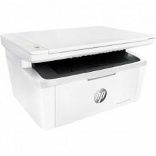 МФУ лазерный HP LaserJet Pro MFP M28a RU, A4, лазерный, белый