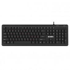 Клавиатура SVEN KB-E5700H (с 2 USB портами) SV-019150