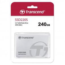 """240GB SSD 2,5"""" Transcend TS240GSSD220S TLC"""