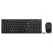 Клавиатура + мышь DeTech DT-401W (беспроводной комплект)