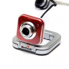 Web Camera DeTech FM312