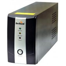 ИБП DeTech 1500VA LINE-INTERACTIVE UPS