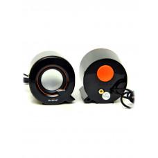 Колонки DeTech SP-004G Black-Orange