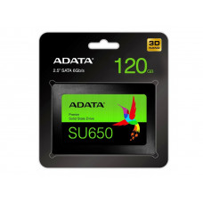 120GB SSD 2.5 ADATA ASU650SS-120GT-R 3D-NAND